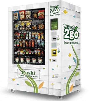 Naturals 2go Vending Franchise