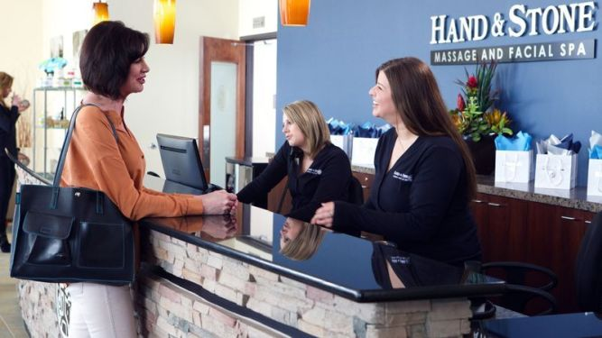 Hand & Stone Massage and Facial Spa Franchise