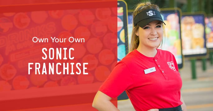 Sonic Drive-in Franchise for Sale