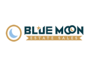Blue Moon Estate Sales Franchise logo